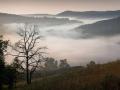 Горы над туманом