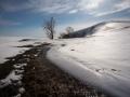 Март. Южный Урал