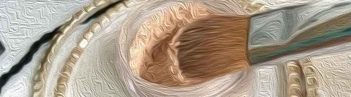 Коробочка с карамелью