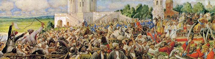 Уральский бунт, или Степная азбука
