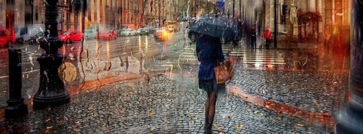 Будь дождем