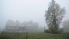Аксаково. Туман