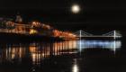 Лунная ночь на Урале