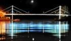 Мост ночью