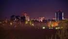 Оренбург - ночная столица биоценоза