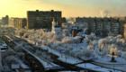 Пролетая над Оренбургом