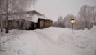 Утро в зимнем Аксаково