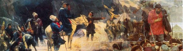 Суворов против Пугачева, или метафизика патриотизма