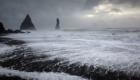 Чёрный пляж Рейнисфьяра 2