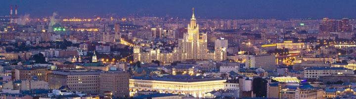 …и в Москве как свои!