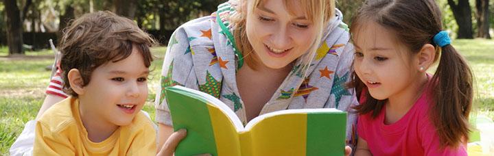 …книги — детям!